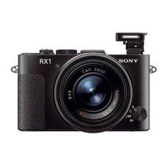 Sony DSC-RX1/B Cybershot Full-frame Digital Camera