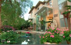 Villa Rosa, Lisa Vanderpump's home