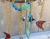 Composer of Colorful Beaded Jewelry & Mobiles by BonKim on Etsy