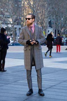105f94e23812 NYC Street Style  nyfw Fashion Ideas
