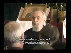 Η Υπερηφάνεια και η ματαιοδοξία, Άντονυ Μπλουμ - YouTube Orthodox Christianity, Christian Faith, Videos, Youtube, Youtubers, Youtube Movies