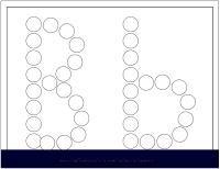 bingo dot letters