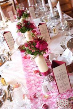 Wedding with Stampin 'up - Wedding Decorations Ideas Wedding Guest Book, Diy Wedding, Wedding Reception, Wedding Venues, Summer Wedding Decorations, Wedding Centerpieces, Table Decorations, Wedding Planer, Wedding Invitations Online