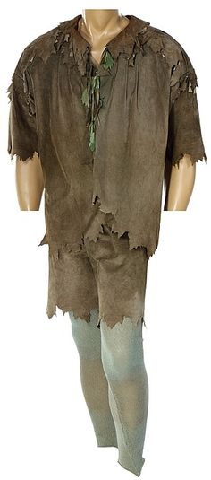 "Buy online, view images and see past prices for Robin Williams ""Peter Pan"" costume from Hook.. Invaluable is the world's largest marketplace for art, antiques, and collectibles."