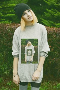 CHANEL h&m fashion style grunge inception blonde