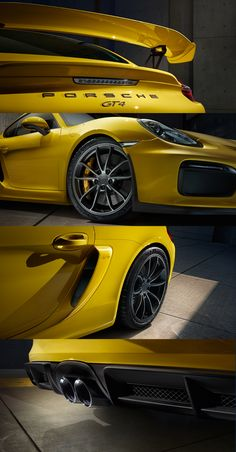 The new Porsche Cayman GT4 is the long-awaited step to the other side of the frontier – onto the racetrack. Rebels, race on.   *Combined fuel consumption in accordance with EU 6: 10.3 l/100 km; CO2 emissions; CO2 emissions: 238 g/km