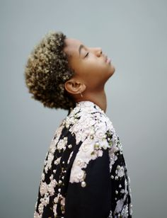 Willow Smith for Wonderland Magazine Willow Smith, Natural Hair Care, Natural Hair Styles, Black Is Beautiful, Beautiful People, Afro Punk, Jaden Smith, Afro Hairstyles, Hair Goals