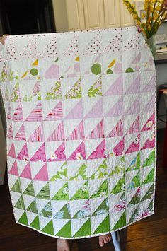 nicey jane ombre quilt