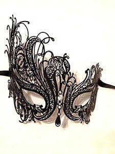 Beautiful Filigree Masquerade/Eye Mask