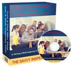 The Savvy Inspector: Check Out Our Products Page! We carry digital products for home inspectors!  *How to turn your one man shop into a multi-inspector firm *Inner circle package *Pre-Listing Inspection Mastery *Sales Meeting Secrets *Turn Your Prior Clients Into A Referral Machine  Click on the link below for fabulous products brought to you by the Savvy Inspector! http://store.thesavvyinspector.com/catalog/category/6116540