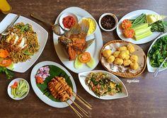 sunday lunch at kapulaga restaurant