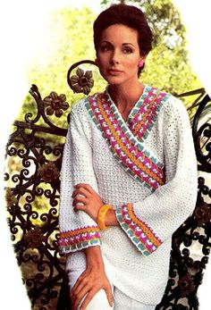 Vintage '70s Crocheted - Поиск в Google