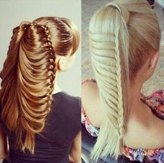 Of Braid Differ Diffe Types Braids With Weave