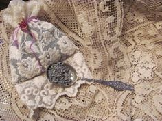 Larger Near 100 Year Old Antique Lace Lovely by THISPLUSTHAT