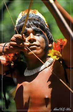 Guarani people, Paraguay, South America