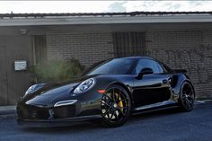 2014 Wheels Boutique Porsche 911 Turbo S
