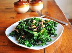 Little B Cooks: Chronicles from a Vermont foodie: Sauteed Kale