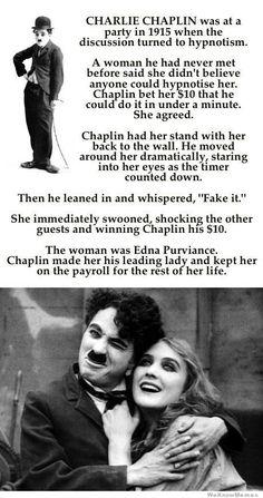 Genius Chaplin
