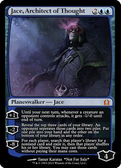 Jace architect of thought altered