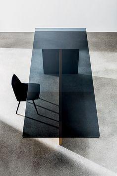REGOLO テーブル Regolo コレクション by SOVET ITALIA デザイン: Lievore Altherr Molina