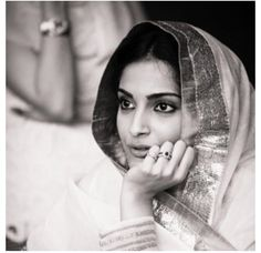The beautiful Sonam Kapoor