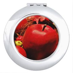 superb compact mirror apple red october USA 米国 日本