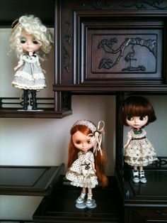 These dolls need to stop being so cute! They're too expensive of a hobby.