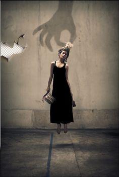 Rosie Hardy- cool shadow idea