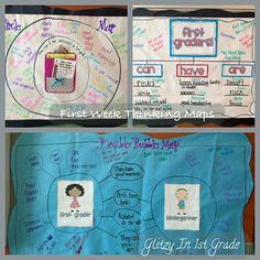 Glitzy In 1st Grade: Back To School