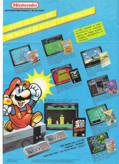 NES poster.