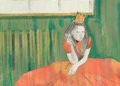 Ознакомьтесь с этим проектом @Behance: «Teen Princess» https://www.behance.net/gallery/57406213/Teen-Princess