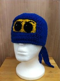Sterner Stitches: More Ninja Hats!