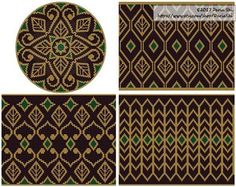 PATTERN: Exclusive Wayuu Mochila Pattern Mochila Bag