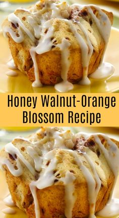 Honey Walnut-Orange