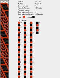 Wayuu Mochila pattern.