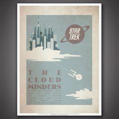 Star Trek: The Original Series Art Prints – Set 15 – Quantum Mechanix