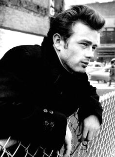 Rebel Without a Cause. James by Dennis Stock in N.Y.C ,1955