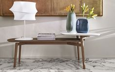 Variation of heights for your livingroom - MATCH by Calligaris #livingroom #furniture #table