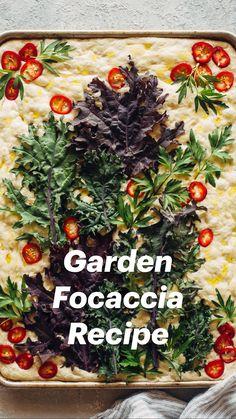 Bread Recipes, Real Food Recipes, Cooking Recipes, Dandelion Jelly, Focaccia Recipe, Bread Art, Chocolate Spoons, Dandelion Recipes, Recipe Filing