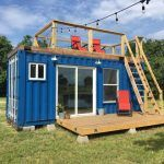 Container House - Youll be shocked at just how cozy this quirky little shipping container home is. Take a peek inside. - Who Else Wants Simple Step-By-Step Plans To Design And Build A Container Home From Scratch?