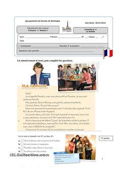 Speed Dating Franse tes