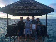 Kadidiri Paradise Dive Resort in Pulau Togian, Sulawesi Tengah