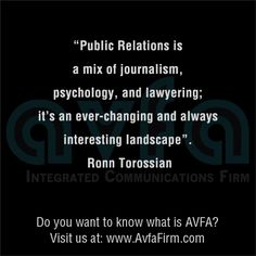 Public relations is ...