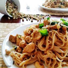 Pad thai #zapachapetytu #chicken #shrimps #padthai