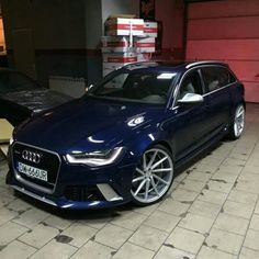 Audi vossen