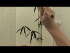 YouTube. Wonderful demonstration of bamboo painting. Watch to the end!