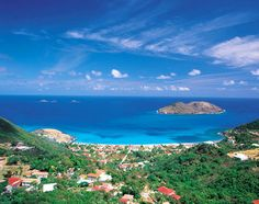 St. Bart's  St. Bart's is one of many islands in the Caribbean Sea. It's chic, relaxing with secluded beaches as well as luxury hotels.
