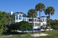 magnificent-mansions:  Extravagant Gulf Front Estate in Tierra Verde, Florida - On sale for $7,990,000.