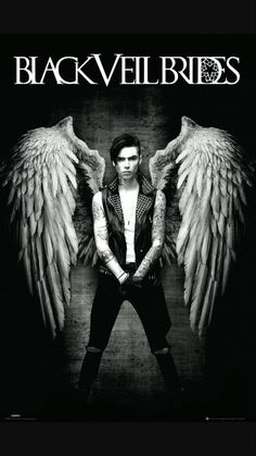 Beautiful angel Andy