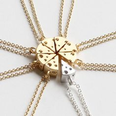 19 Insanely Cute Snack-Themed Necklaces For True BFFs                                                                                                                                                     More